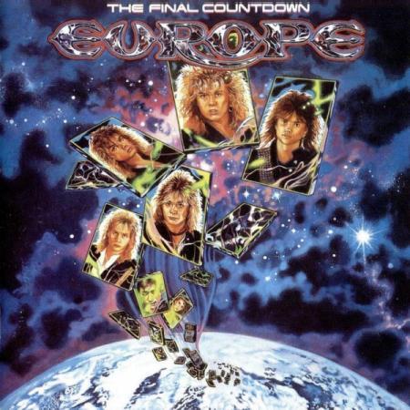 Europe the final countdown (1986) ep single » plastinka.
