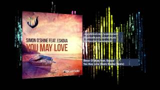 Смотреть клип Simon OShine feat. Eskova - You May Love (Denis Sender Radio Edit) онлайн