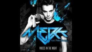 Смотреть клип Merk feat. Pete Wedge - Voices In The Night (Radio Mix) онлайн
