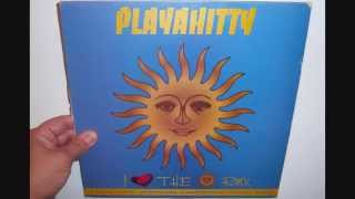 Смотреть клип Playahitty - I Love The Sun (Gambrius Happy Rain) онлайн