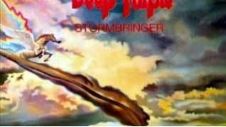Смотреть клип Deep Purple - Stormbringer онлайн