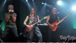 Смотреть клип Deep Purple - Solitaire онлайн